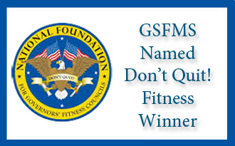 Green Sea Floyds Middle School Named Don't Quit! Fitness Winner