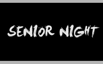Senior Night for Class of 2018