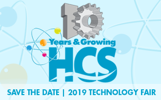 HCS Tech Fair Logo