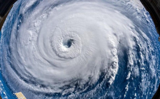 image of a hurricane