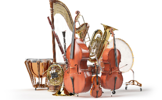 image of instruments