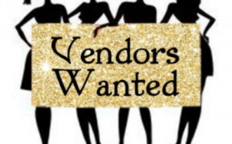 vendors wanted sign