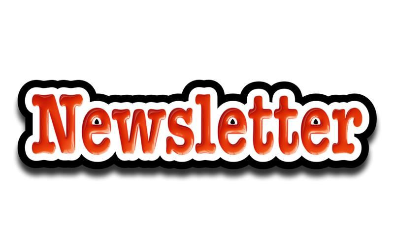 Newsletter May 18th Edition