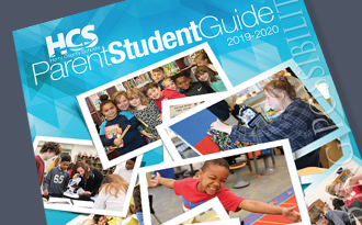 image of horry county schools parent student guide