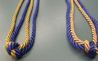 image of graduation cords