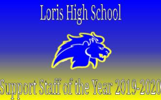 Support Staff of the Year
