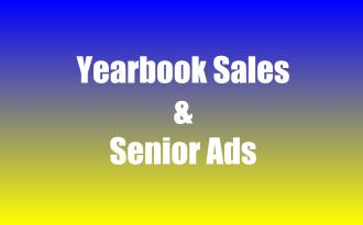 Yearbook sales & senior ads