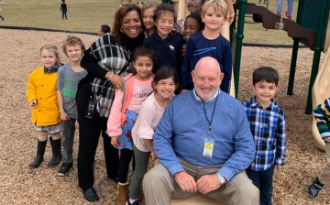 Principal for a Day: Mr. Sam Kinon