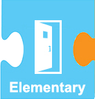 Elementary Student Learning Commons Button