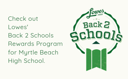Lowes' Back to Schools Program