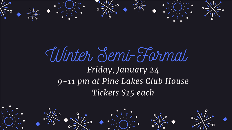 winter semiformal
