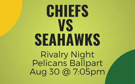Chiefs vs. Seahawks Rivalry Night