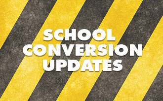 Former MB Middle School Conversion and School Reconfiguration Update