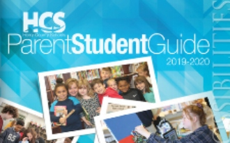 2019 - 2020 Student Parent Guide is Now Available