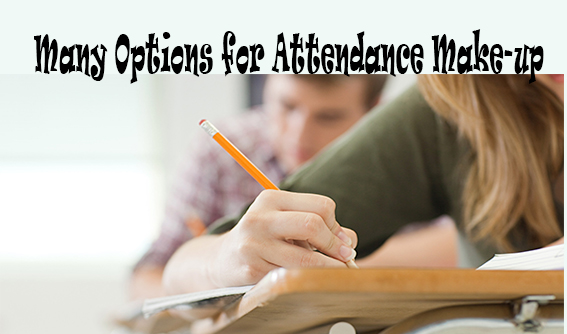 Attendance Make up Options