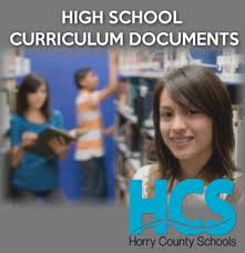 North Myrtle Beach High School Curriculum Guide