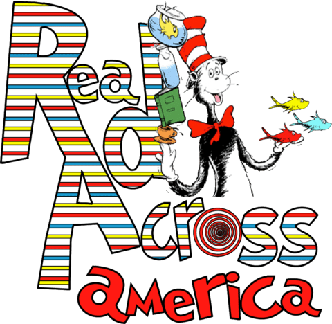 Read Across America Week, 2/25-3/1