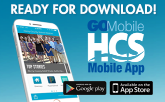 Go Mobile with the HCS App! Available in the App Store or Google Play.