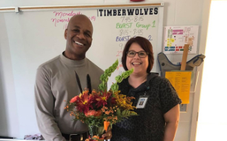 Mr. Kerson: PBE's Teacher of the Year