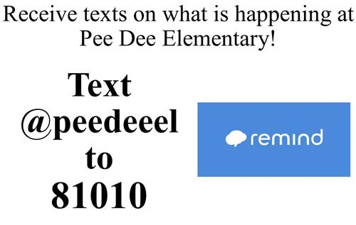 Sign up for Text Updates!
