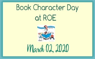 ROE Book Character Day