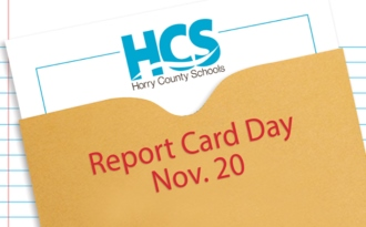 First quarter report cards will be issued on Tuesday, 11/20/2018