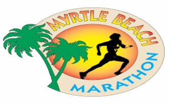 Image of the Myrtle Beach Marathon logo
