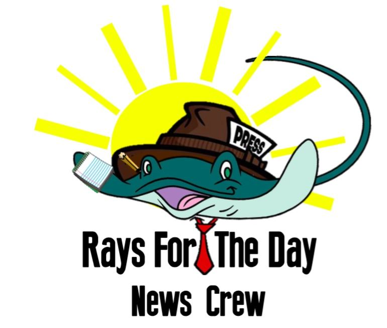 Rays for the Day Morning News Show logo