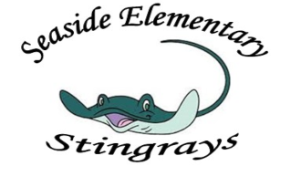 Image of Seaside Elementary stingray logo