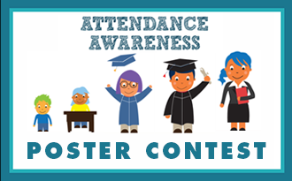 Image for Attendance Awareness Month Poster Contest