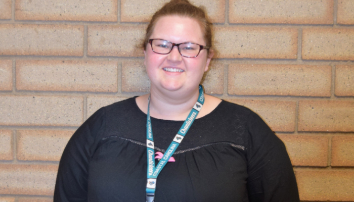 Ashley Watts - New Science Teacher