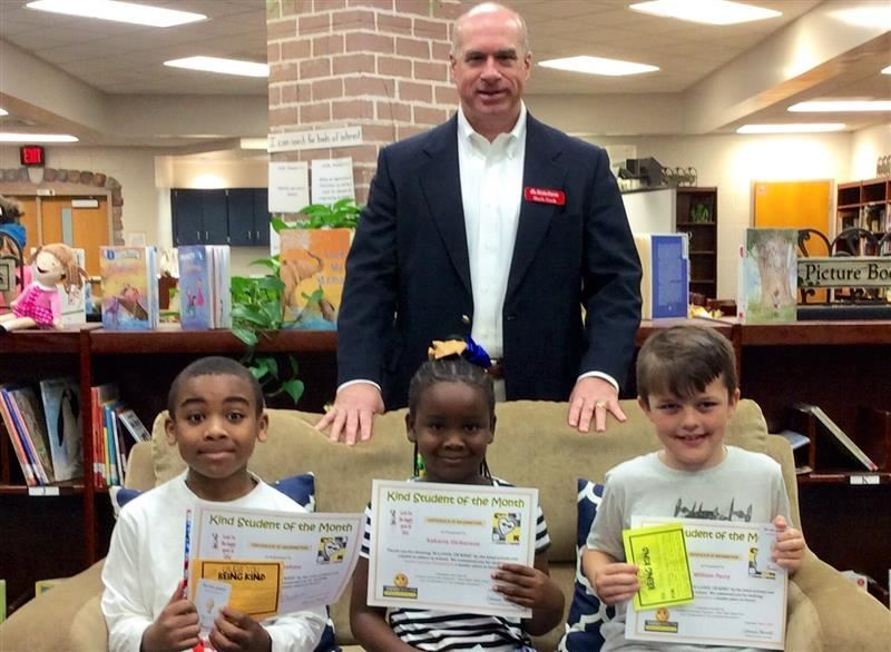 March Kindness Revolution Honorees