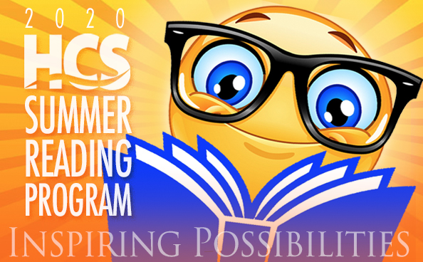 Print Summer Reading packets here and watch Summer Reading video!