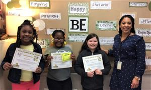 November Kindness Awards