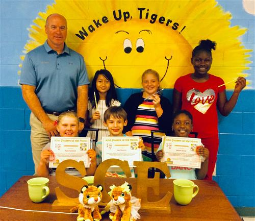 October Kindness Awards