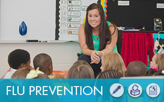Flu Prevention at HCS