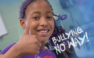 October is National Bullying Prevention