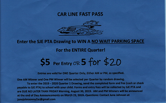 CAR LINE FAST PASS