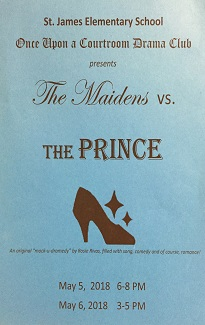 The Maidens vs. The Prince