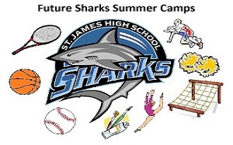 Future Sharks 2018 Summer Camp