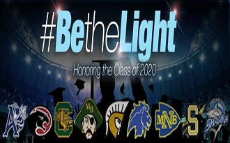 Celebrating Horry County Schools' Class of 2020  #BeTheLight video tribute