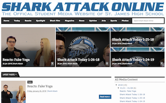 Shark Attack Online