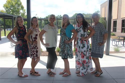 Photo of 1st Grade Teachers