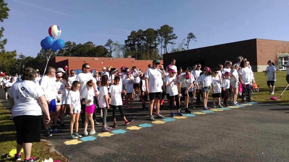 Color Me Crazy Walk/Run
