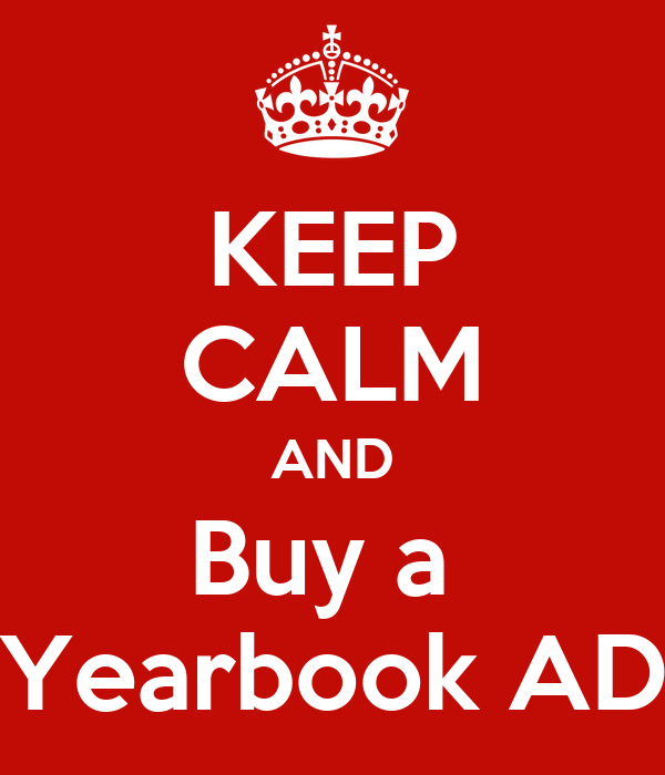 8th Grade Yearbook Ad