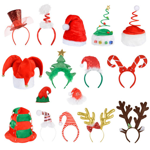 Crazy Holiday Hat Fundraiser:  Dec. 1st & 3rd