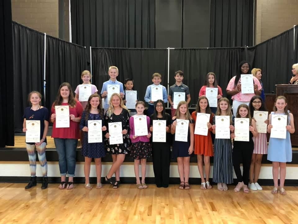 2019-2020 Jr. BETA Club