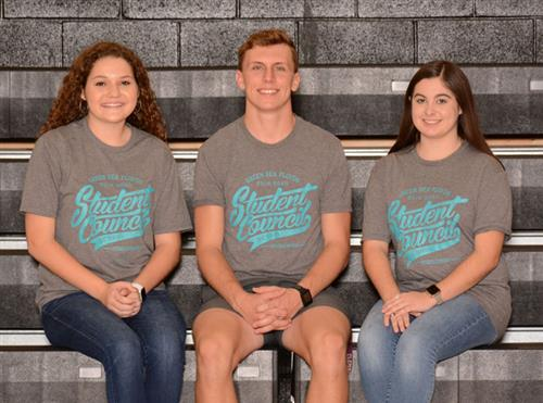 HS Student Body Officers