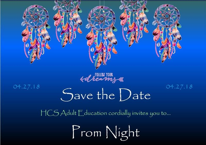 Horry County Adult Education Prom