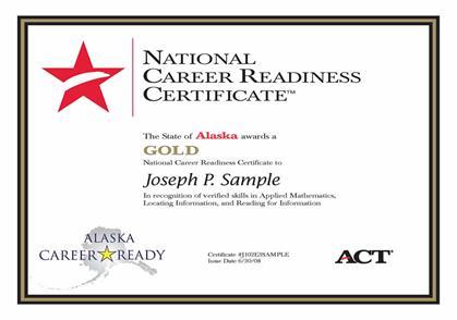 Programs / WorkKeys Certification